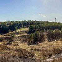 Вид со скалы Богатырёк :: Дмитрий Костоусов