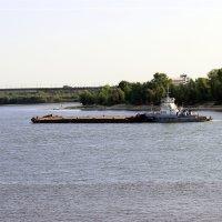 Труженик реки :: раиса Орловская