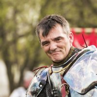 Старый рыцарь :: Александр