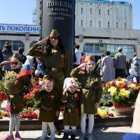Был месяц май... :: Александр Беляков