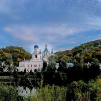 Панорама Святогорья :: Людмила