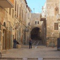 """""""Уголок"""" Иерусалима, Израиль :: Валерий Подорожный"""