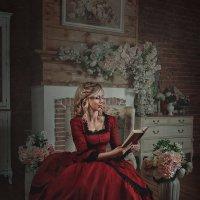 За чтением :: Olga Burmistrova