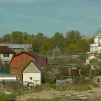 провинция :: Михаил Жуковский