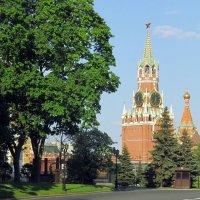 Весна в Кремле :: Алла Захарова