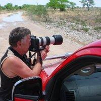 Охота в любое Время Года.  Африка. :: Jakob Gardok