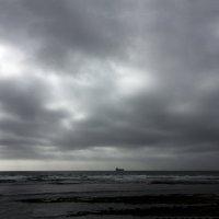 Атлантик перед Бурей. :: Jakob Gardok
