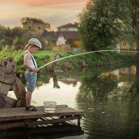 Один день из жизни Рыбака *** :: Irina Zvereva