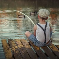 Один день из жизни Рыбака **** :: Irina Zvereva