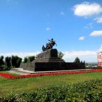 Памятник В.Чапаеву. Самара. :: Надежда