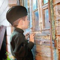 Маленький солдат :: Зоя Васенкова