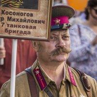 Бессмертный полк на марше... :: Александр Лебедевъ