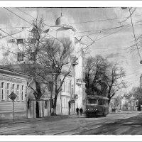 По старым московским улочкам... :: марк