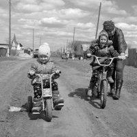 Путь домой :: Светлана Рябова-Шатунова