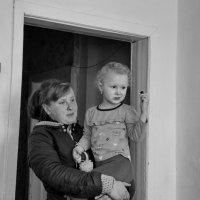Мама и дочка :: Светлана Рябова-Шатунова