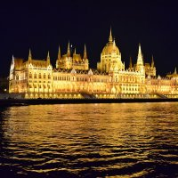 Будапешт. Парламент :: Татьяна Ларионова