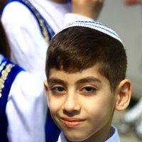 Израильский мальчик :: олег свирский