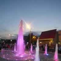 розовый фонтан :: Владимир