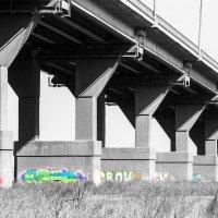 Мост через р. Ока :: Наталия Соколова