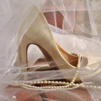 Туфелька невесты :: Elena Zimma