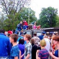 Праздник для ростовской детворы :: Нина Бутко