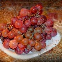 Фантазия на тему винограда :: Наталия Лыкова