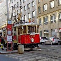 «Ностальгический трамвай» :: ирина