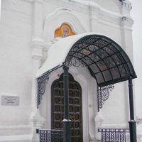 Храм Николая Чудотворца :: Галина Каюмова
