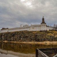 Кремль над р.Тура. :: petyxov петухов