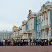 город Пушкин :: Ольга Беляева