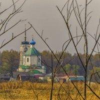 Храм села Арбузово :: Сергей Цветков