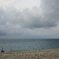 """""""...Пошел старик к синему морю; (Не спокойно синее море.)"""" :: Леонид"""