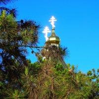 Слово о Кресте-спасение миру, высшая сила от Бога ! :: Анатолий Збрицкий