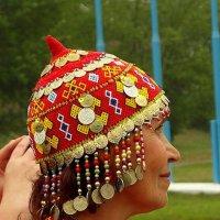 Чувашская шапочка-тухья. :: nadyasilyuk Вознюк