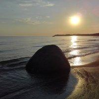 Вечер на заливе :: Сапсан