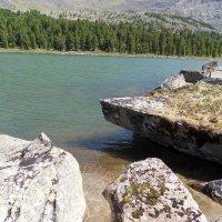 Горное озеро :: Sayan Wolf