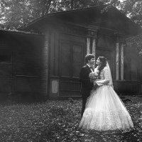 Свадебное фото в стиле ретро :: Александр