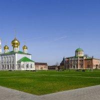 геометрическое пространство Тульского Кремля :: Георгий