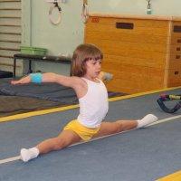 Юный гимнаст :: Андрей