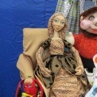 Куклы :: Вера Щукина