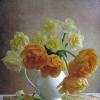 Оранжевое солнце :: Наталия Тихомирова