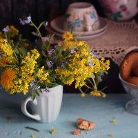 Желтых цветов букет... (2) :: Liliya