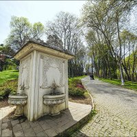 В парке Гюльхане :: Ирина Лепнёва