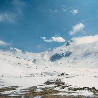 Весной в горах :: Горный турист Иван Иванов