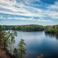 Озеро Ястребиное :: Александр Святкин