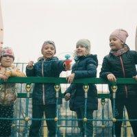 Детские забавы :: Александр Долгов