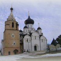 Старицкий Свято-Успенский монастырь :: Марина Домосилецкая