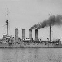 "японский бронепалубный крейсер ""Soya"", бывший ""Варяг"". :: Александр"