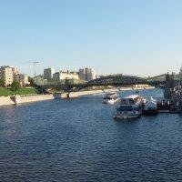 На Москве-реке... :: Елена
