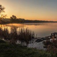 Утро на озере v.2.0 :: Сергей